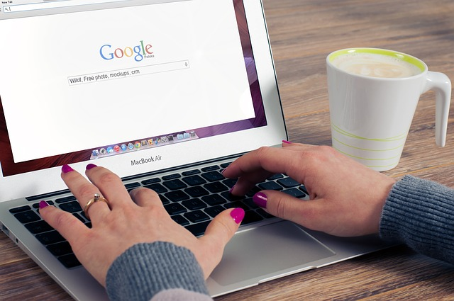 Salir en Google gratis