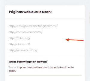 indicacion ejemplos google forms