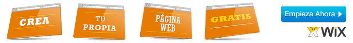 Crea tu página web