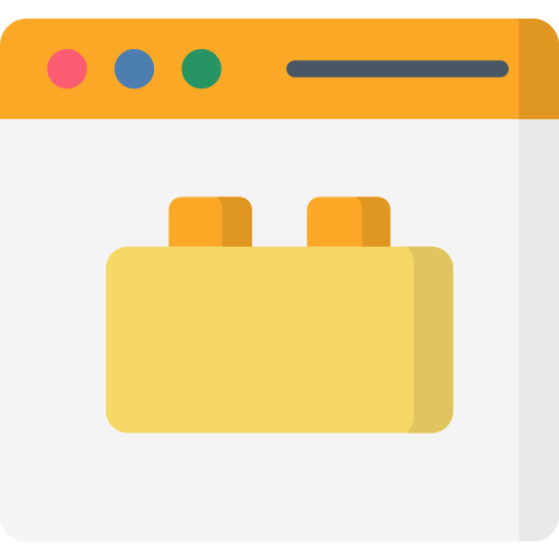 icono pagina widget